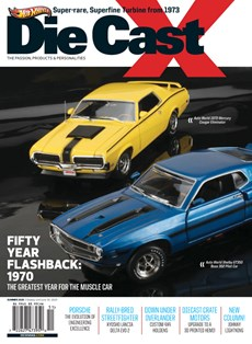 Diecast X | 6/2020 Cover