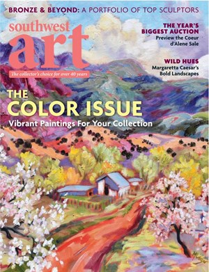 Southwest Art Magazine | 7/2020 Cover