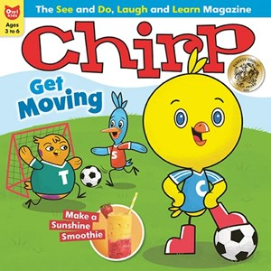 Chirp Magazine | 7/2020 Cover