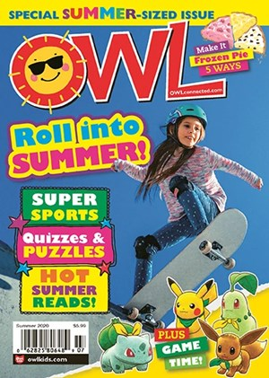 OWL Magazine | 7/2020 Cover