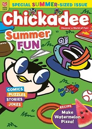 chickaDEE Magazine | 7/2020 Cover