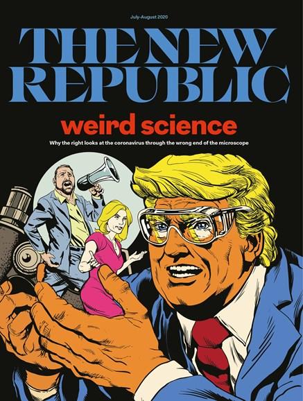 The New Republic Cover - 7/1/2020