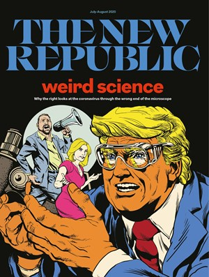 The New Republic Magazine | 7/2020 Cover