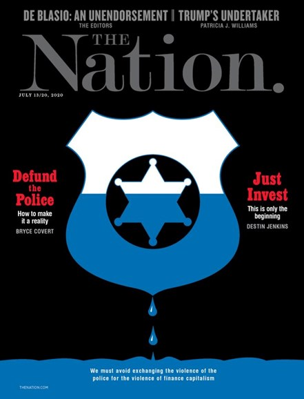 The Nation Cover - 7/13/2020