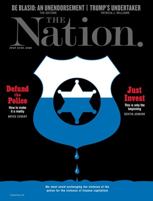 The Nation Magazine   7/13/2020 Cover