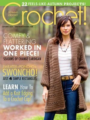 Crochet Magazine | 9/2020 Cover