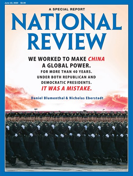 National Review Cover - 6/22/2020