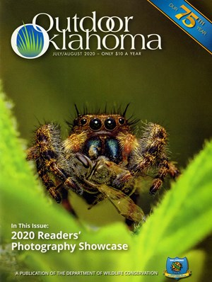Outdoor Oklahoma Magazine | 7/2020 Cover