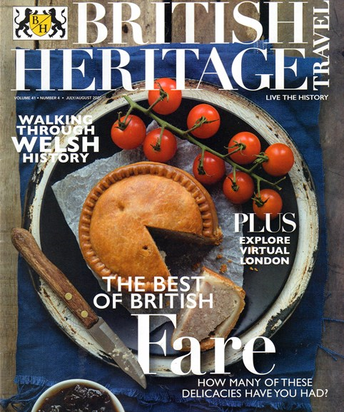 British Heritage Travel Cover - 7/1/2020