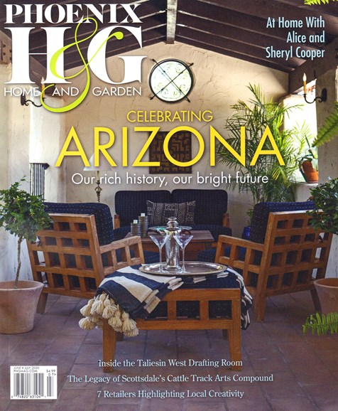 Phoenix Home & Garden Cover - 6/1/2020