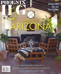 Phoenix Home & Garden Magazine | 6/2020 Cover