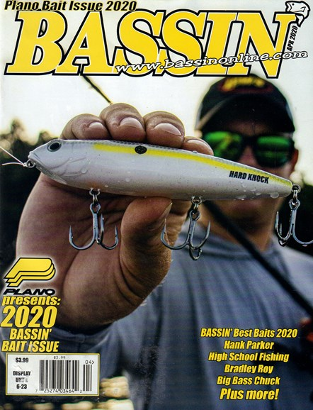 Bassin' Cover - 4/1/2020