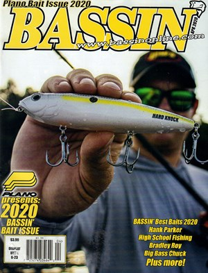 Bassin Magazine | 4/2020 Cover