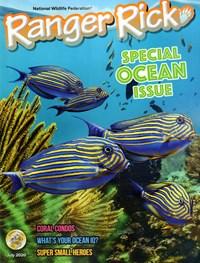 Ranger Rick Magazine | 7/2020 Cover