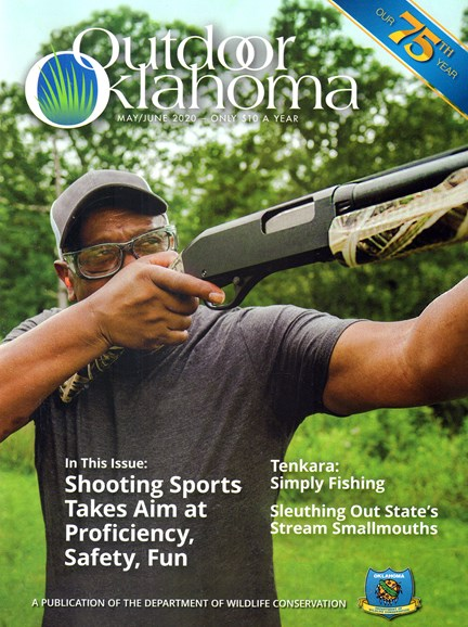 Outdoor Oklahoma Cover - 5/1/2020