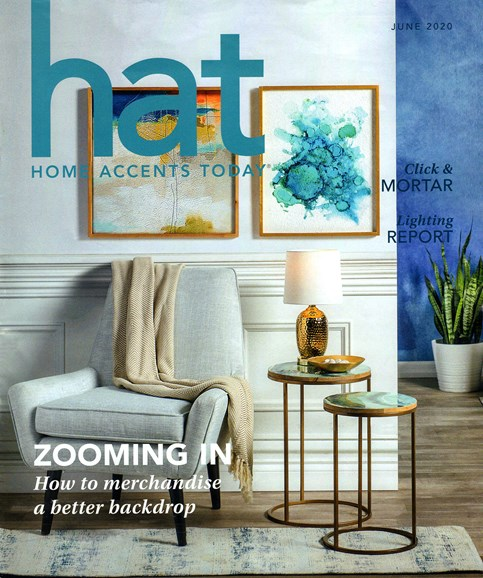 Home Accents Today Cover - 6/1/2020