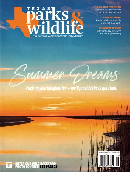 Texas Parks & Wildlife Cover - 6/1/2020