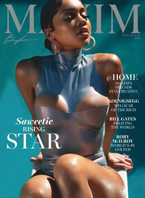 Maxim Magazine | 7/2020 Cover
