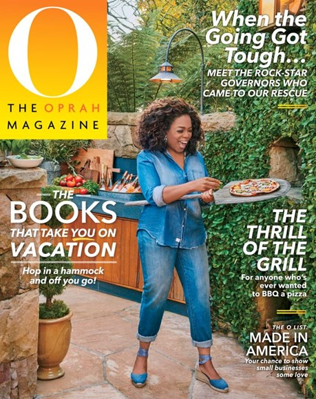 O The Oprah Cover - 7/1/2020