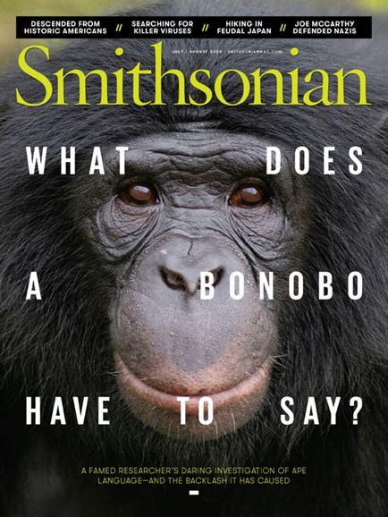 Smithsonian Cover - 7/1/2020