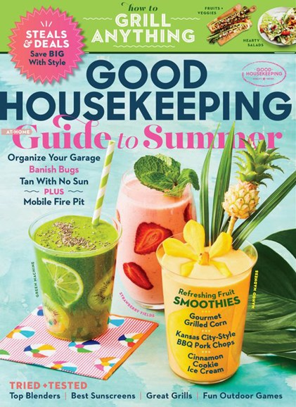 Good Housekeeping Cover - 7/1/2020