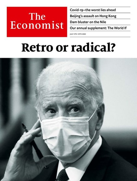 The Economist Cover - 7/4/2020
