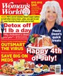 Woman's World Magazine | 7/6/2020 Cover
