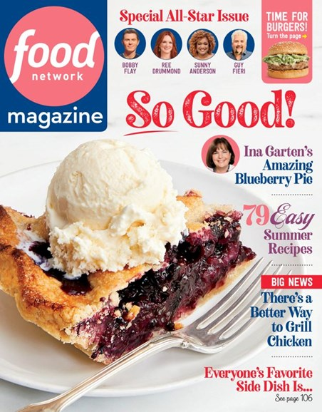 Food Network Cover - 7/1/2020