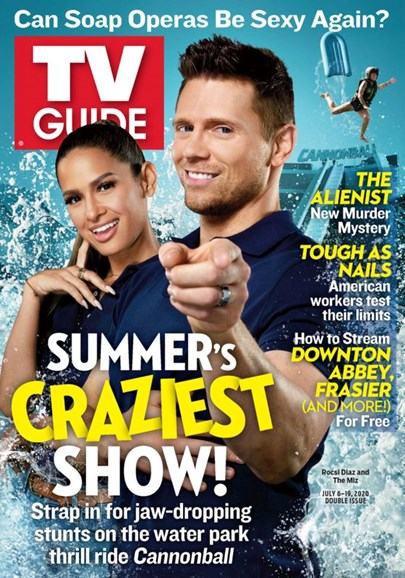 TV Guide Cover - 7/6/2020