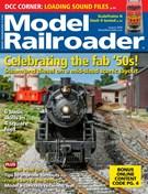 Model Railroader Magazine 8/1/2020