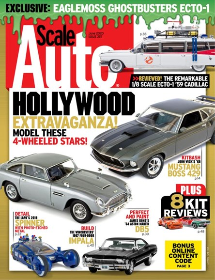 Scale Auto Magazine Cover - 6/1/2020