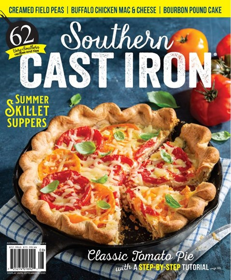 Southern Cast Iron Cover - 7/1/2020