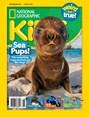 National Geographic Kids Magazine | 8/2020 Cover