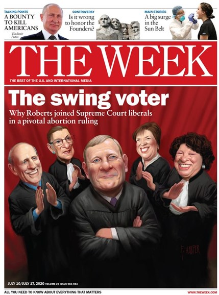 The Week Cover - 7/10/2020