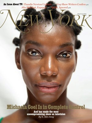 New York Magazine | 7/6/2020 Cover