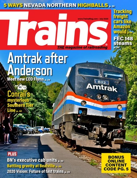 Trains Cover - 7/1/2020