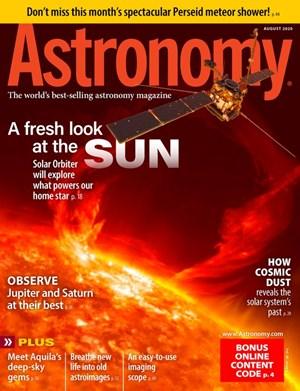 Astronomy Magazine | 8/2020 Cover