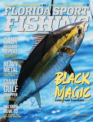 Florida Sport Fishing Magazine | 7/2020 Cover