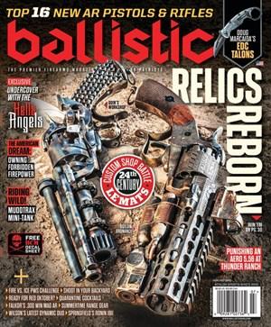 Ballistic | 6/2020 Cover