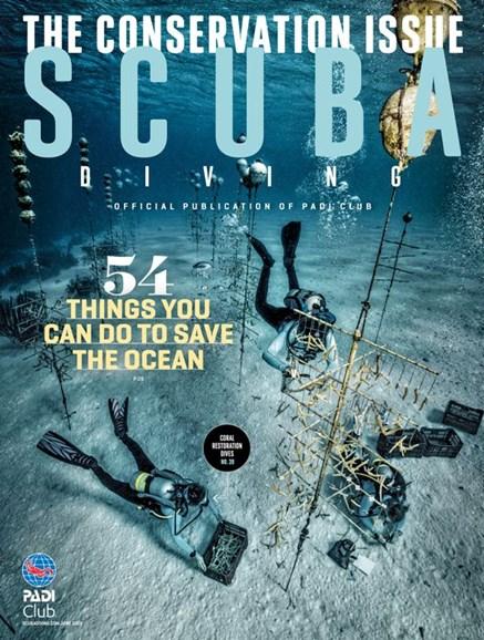 Scuba Diving Cover - 6/1/2020