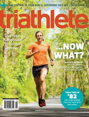 Triathlete | 7/2020 Cover