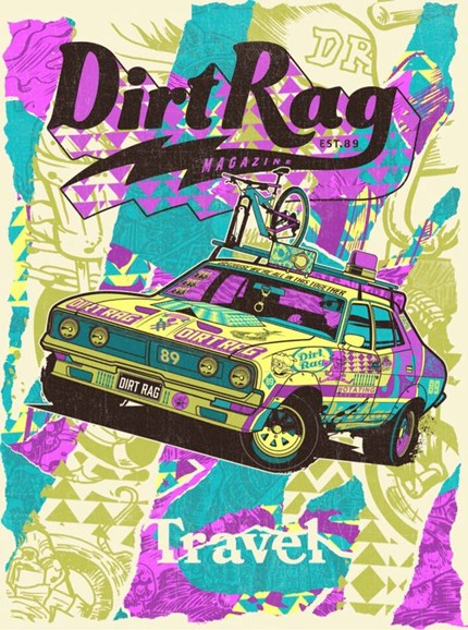 Dirt Rag Cover - 6/1/2020
