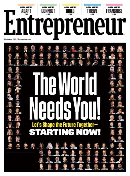 Entrepreneur Cover - 7/1/2020