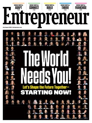 Entrepreneur Magazine | 7/2020 Cover