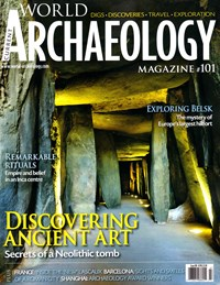 Current World Archaeology Magazine | 6/2020 Cover