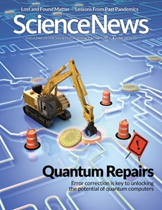 Science News | 6/2020 Cover