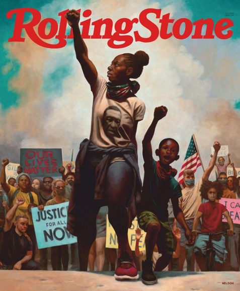 Rolling Stone Cover - 7/1/2020