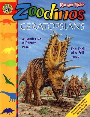 Zoodinos   7/2020 Cover