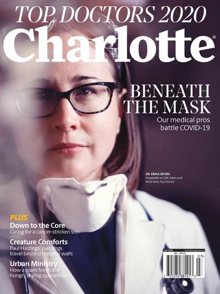 Charlotte Magazine Cover - 7/1/2020