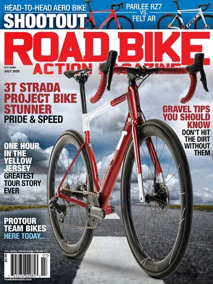 Road Bike Action Cover - 7/1/2020